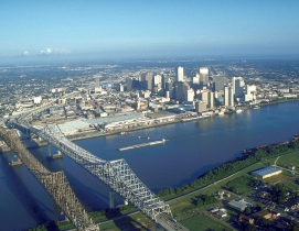 New Orleans becoming a model for climate resilience only 10 years after Katrina