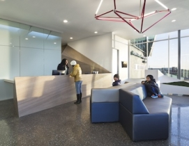 Legacy ER in Allen, Texas, was among the AIA healthcare design honorees. Photo