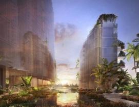 Architect Jean Nouvel designs 'flood-resilient' Monad Terrace in Miami Beach