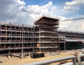 Top 45 Airport Terminal Construction and CM Firms