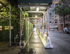 New York contest looks to shed the sidewalk shed