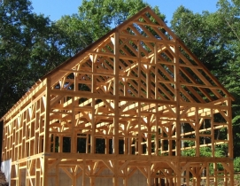 How post-frame construction has evolved over the years