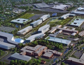 Ford begins 10-year plan to centralize Dearborn, Mich., campus