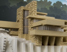 Chicago museum opens LEGO architecture model exhibit