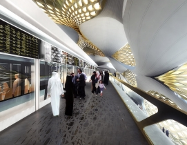Saudi Arabia capital city Riyadh is building a massive public transit system