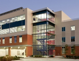 Woodward Design-Build solar panels new office New Orleans