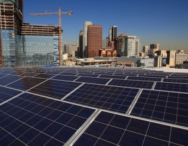 California solar energy 2020 33%
