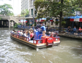 San Antonio launches river barge design competition
