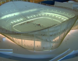 Washington Redskins tease new stadium model designed by Bjarke Ingels