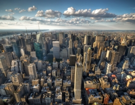 New York City changing zoning rules to reduce shadows cast by high rises