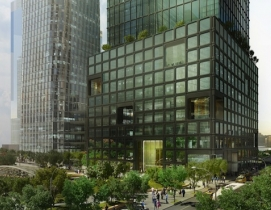 Renderings: courtesy Related Companies