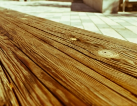 Wood materials aid in patient recovery in healthcare environments