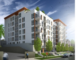 One of Driver URBANs newest projects is a $17 million multi-family development