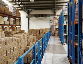 Report finds that e-commerce and new tech is changing warehouses