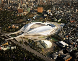 Japan scraps Tokyo Olympic Stadium project