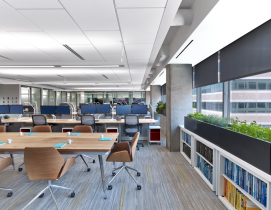 Office space within the ASID Headquarters in Washington, D.C.