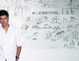 'Socially engaged' architect Alejandro Aravena named 2016 Pritzker Architecture Prize Laureate