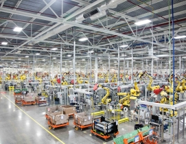 Arup report anticipates the future of manufacturing