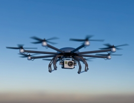 Ready for takeoff: Drones await clearance for job site flights