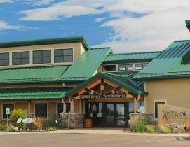 Audubon National Wildlife Refuge & Visitors Center