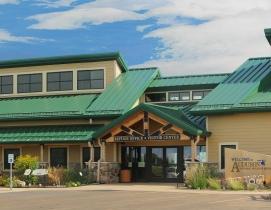 Audubon National Wildlife Refuge & Visitors Center