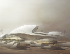 Renderings courtesy Zaha Hadid Architects