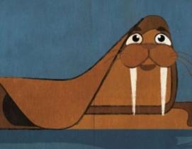 Illustrator Federico Babina explores architecture as animals