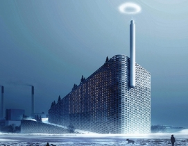 BIG crowdfunds steam ring prototype for Amager Bakke project