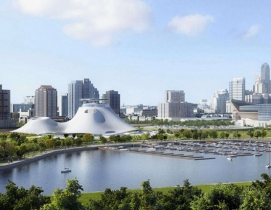 George Lucas museum design by MAD Architects finally gets green light