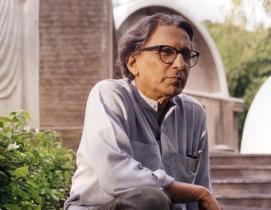 Balkrishna Doshi named 2018 Pritzker Laureate