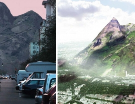 German architect proposes construction of mountain near Berlin