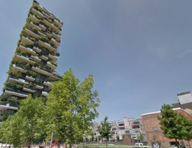 "CTBUH awards ""2015 Best Tall Building Worldwide"" to Bosco Verticale"