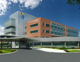 Located in Highlands Ranch, Colo., this satellite hospital campus will include u