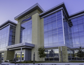Bank of San Antonio's new 56,000-sqare-foot office building.