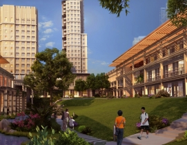 Yale completes Singapore campus