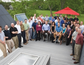 Chapman Construction/Design, based in Newton, Mass., takes pride in its close-kn