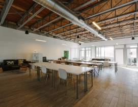 Co-working space in Tribe