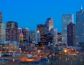 """Denver is among the """"most recovered"""" American cities, post-recession, according"""