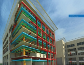BIM visualizations like this are important for client and prospect presentations