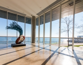 Milwaukee Art Museum opens new atrium designed by HGA Architects