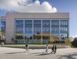 Exterior of UW nanoengineering building