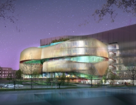 All renderings, plans: courtesy Payette and Northeastern University