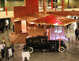 Photos courtesy of the Buffalo Transportation Pierce-Arrow Museum