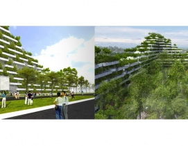 Vietnamese university to turn campus into 'terraced forest'