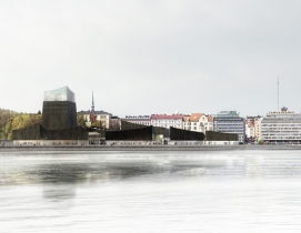 Museum, Guggenheim, Helsinki, Moreau Kusunoki, Art in the City