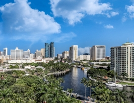 Greater Fort Lauderdale is enjoying a building boom