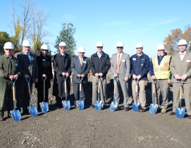 Nauset Construction Corp. Danvers Massachusetts healthcare facility College