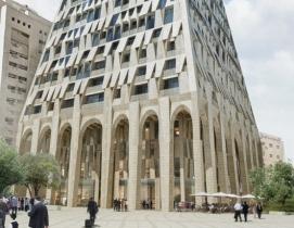 Jerusalem, Israel, Daniel Libeskind, Mahane Yehuda Market, The Shuk
