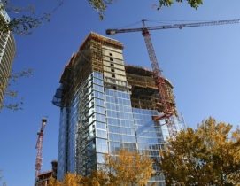 Luxury and upscale projects lead the increase in hotel construction and planning