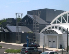 The Illinois Holocaust Museum, in Skokie, is one of Illinois' recent LEED Gold p